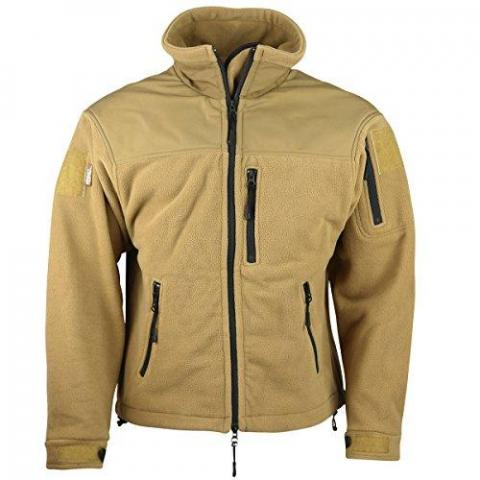 Kombat UK Men's Defender Tactical Fleece