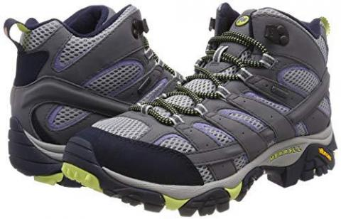 Merrell Women's Moab 2 Mid Gtx High Rise Hiking Shoes