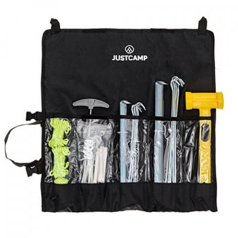 JUSTCAMP Griffin Camping Tent Accessories-Pack