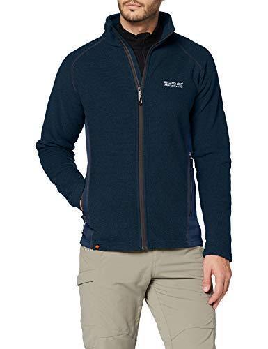 Regatta Men's Tafton Full-zip Honeycomb Extol Stretch Fleece