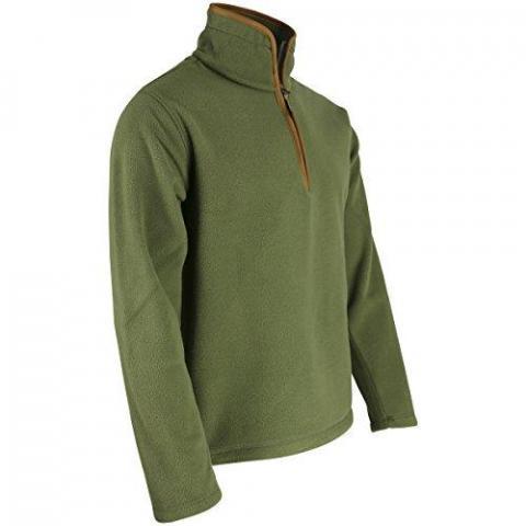 Huntsbury England Men's Country Fleece Pullover