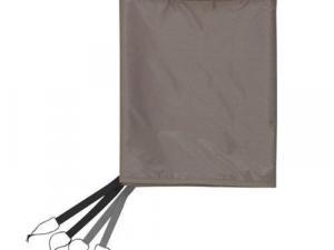 Kelty Granby 4 Groundsheet - 239 x 193 cm - Grey