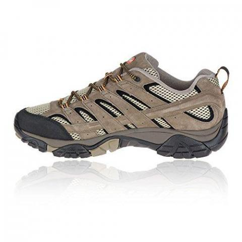 Merrell Men's Moab 2 Vent Low Rise Hiking Boots