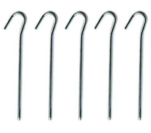 Bulk Hardware BH04472 150 x 3 mm Tent Peg