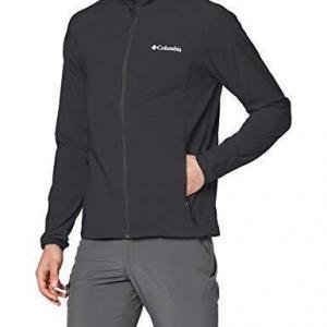 Columbia Men's Heather Canyon Hooded Softshell Jacket