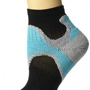 Bridgedale Women's Trail Sport Lightweight T2 Merino Cool Comfort-3/4 Crew Socks