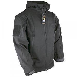 Kombat UK Men's Patriot Soft Shell Jacket