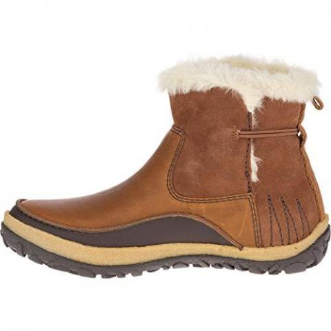 Merrell Women's Tremblant Pull on Polar Waterproof Ankle Boots
