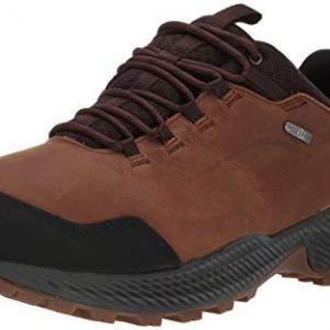 Merrell Men's Forestbound Waterproof Low Rise Hiking Boots
