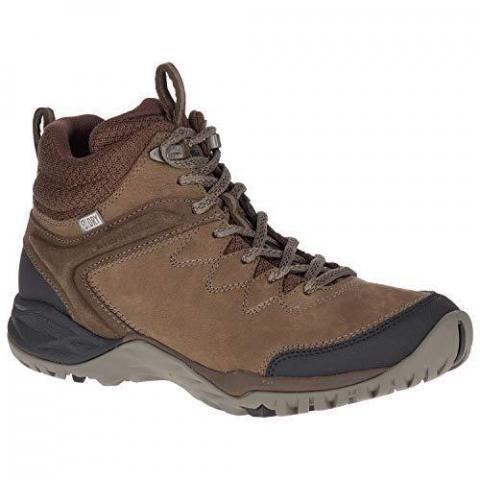 Merrell Women's Siren Traveller Q2 Mid Waterproof High Rise Hiking Shoes