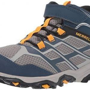 Merrell Boys' M-moab Fst Mid Hiking Boots