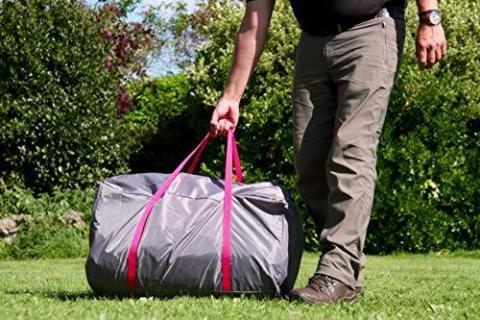 Coleman Tent Pinto Mountain 5 Man Tent