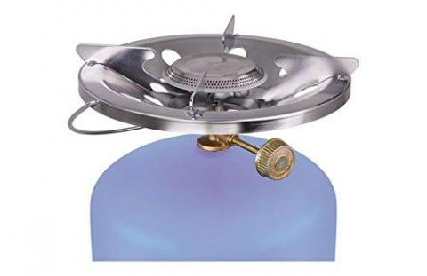 Super Ego 1864 °C3308 Camping Stove/Gas Cooker, Blue