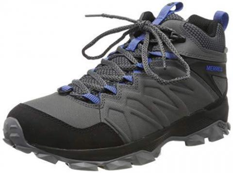 Merrell Men's Thermo Freeze Mid Waterproof High Rise Hiking Boots