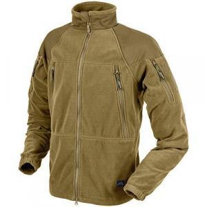 Helikon Men's Stratus Heavy Fleece Jacket Coyote