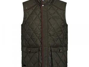 Regatta Men's Lander Water Repellent Thermo-guard Insulated Equestrian-friendly Gilet Bodywarmer