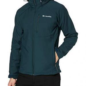 Columbia Men's Softshell Jacket, Cascade Ridge II