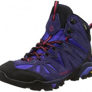 Merrell Women's Capra Mid Gore-tex High Rise Hiking Boots