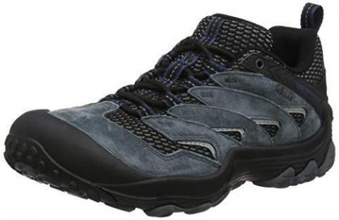Merrell Men's Cham 7 Limit Waterproof Low Rise Hiking Boots