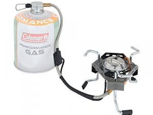 Coleman Unisex Firepower Alpine Backpacking Stove, Silver