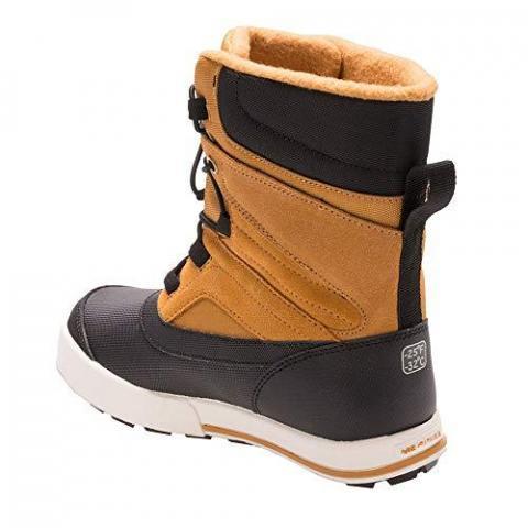 Merrell Boys' Ml-Snow Bank 2.0 Waterproof High Rise Hiking Boots