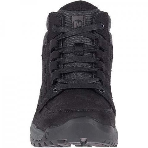Merrell Men's Anvik Pace Mid Waterproof Chukka Boots