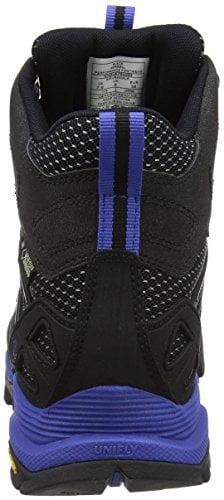 Merrell Women's Capra Venture Mid GTX Surround High Rise Hiking Boots