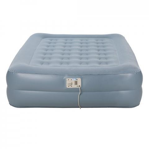 Aerobed SleepSound Raised Double Airbed
