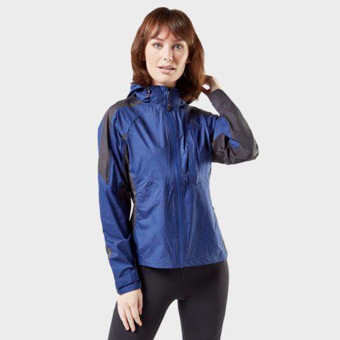 Altura Women's Nightvision Tornado Waterproof Jacket, Blue
