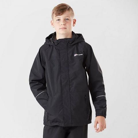 Berghaus Kids' Callander Waterproof Jacket