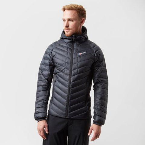 Berghaus Men's Finsler Down Jacket, Grey