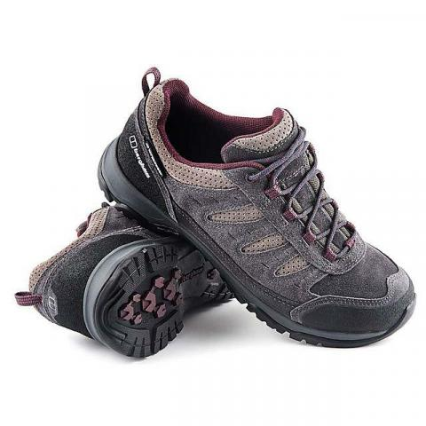 Berghaus Women's Expeditor Active AQ Tech Shoes, CHARCOAL-WINE