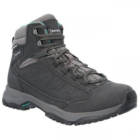 Berghaus Women's Expeditor Ridge 2.0 Walking Boots, BLACK