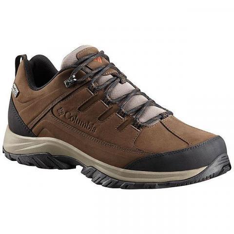 Columbia Men's Terrebonne II OutDry Walking Shoe, BROWN