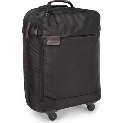 Craghoppers Waterproof Wheeled Commuter Cabin Luggage Bag 40L One Size