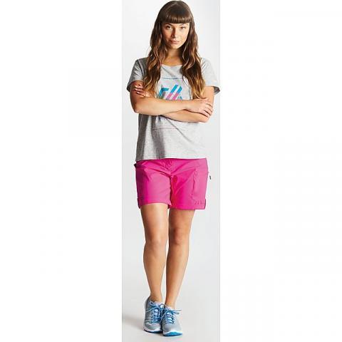 DARE 2B Women's Realise II Shorts, MID PINK