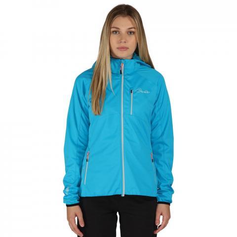 Dare 2b Womens/Ladies Catalyze Polyester Lightweight Softshell Jacket 16 - Bust 40' (102cm)