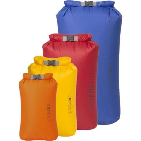 Exped Fold-Drybags BS 4 pack Dry Bags