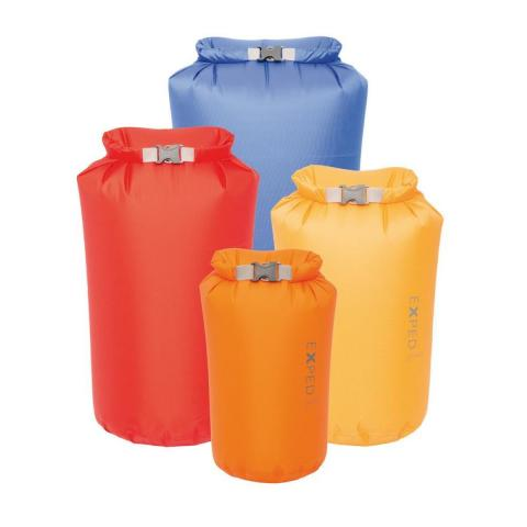 Exped Fold-Drybags UL 4 pack Dry Bags