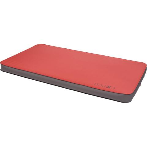 Exped MegaMat 10 LXW - Inflating Mat - OS Ruby Red | Sleeping Mats