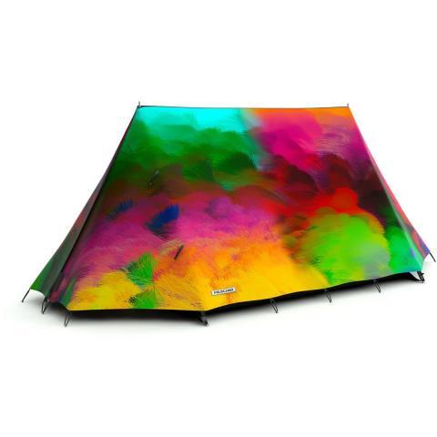 FieldCandy Original Explorer Tent - One Size Grasslands | Tents