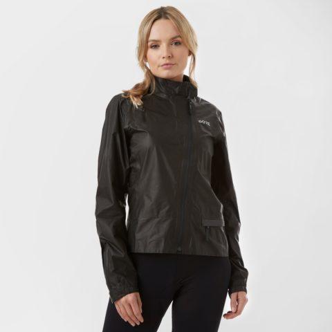 Gore Women's C5 GORE-TEX SHAKEDRY Jacket, Black