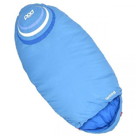 "HI-GEAR ""Boom"" Children's Sleeping Pod Sleeping Bag, PETROL"
