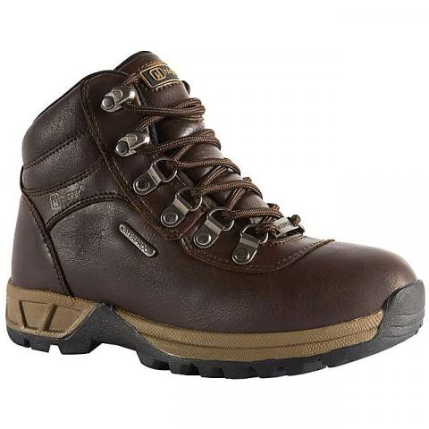 HI-GEAR Kids' Derwent IV Walking Boots, BROWN