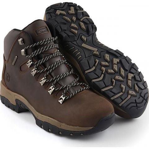 HI-GEAR Kids' Snowdon II Walking Boots, DARK CHOCOLATE