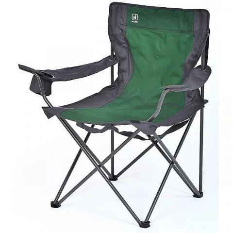 HI-GEAR Maine Camping Chair, GREEN
