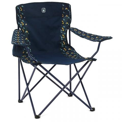 HI-GEAR Maine Camping Chair, PRINTED