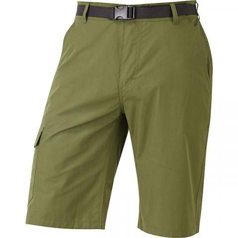 HI-GEAR Men's Nebraska II Walking Shorts, KHAKI