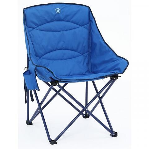 HI-GEAR Vegas XL Chair, ROYAL BLUE