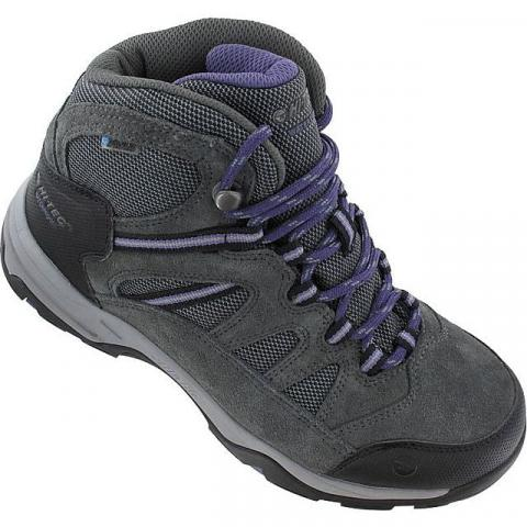 HI TEC Aysgarth II Mid WP Women's Walking Boot, CHARCOAL
